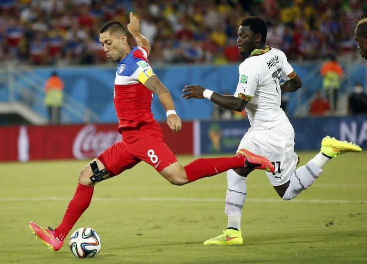 Clint Dempsey scores the U.S.'s fastest ever World Cup goal | Dirty Tackle - Yahoo Sports
