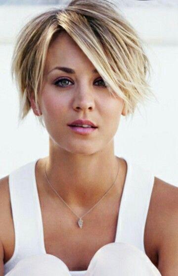 Love the hair....