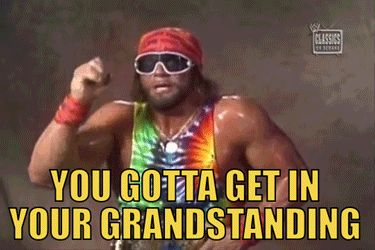 New trending GIF on Giphy. macho man randy savage randy savage macho man brag bragging. Follow Me CooliPhone6Case on Twitter Facebook Google Instagram LinkedIn Blogger Tumblr Youtube