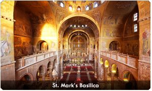St. Mark's Basilica || For travel information call now on +6221 2350 9925