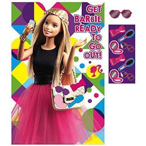 Barbie dress up images like popeye