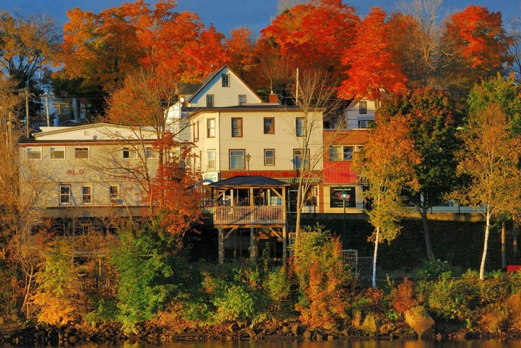 Bridgewater, Nova Scotia R. J. Smith