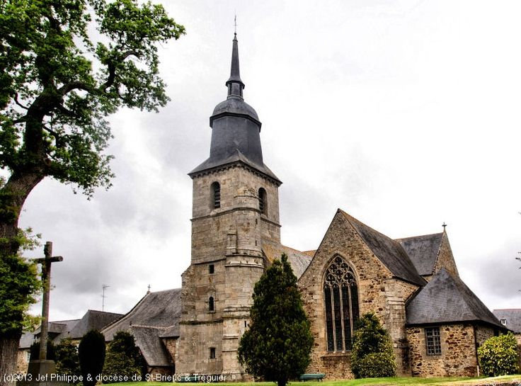 Église St-Martin, de Lamballe