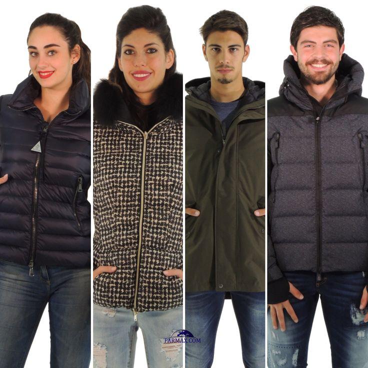 Concediti i migliori #piumini #giubbini #jacket #sciarpe e #sneakers per le tue fredde giornate invernali, stupende #idee #regalo per #sanvalentino ti aspettano! Scoprili su www.parmax.com!