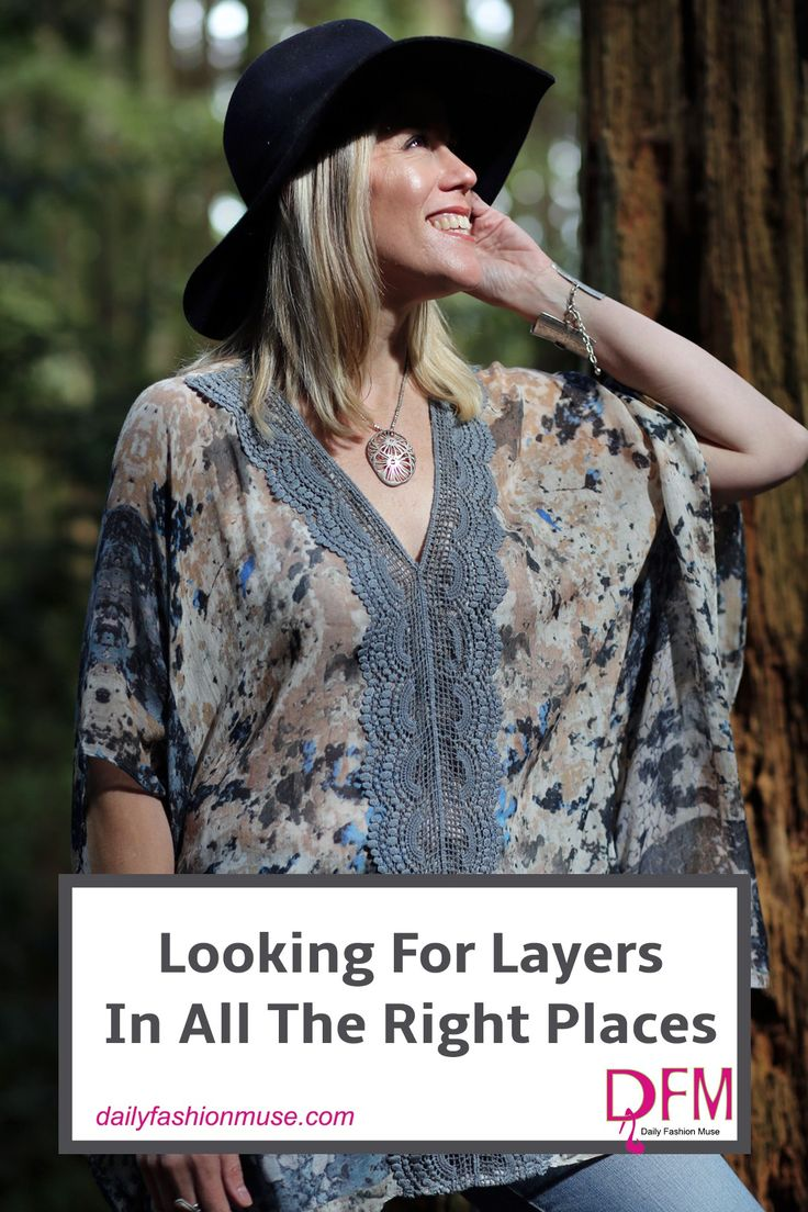Everchanging fall weather means it is time for layers. It's the perfect time to break out the scarves. Click for 20% discount on Elizabeth Gillett scarves. -Daily Fashion Muse