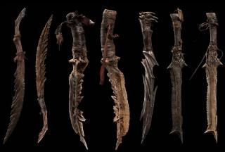The Hobbit: An Unexpected Journey - Gundabad Orc Weapons ...
