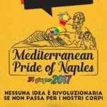 Napoli pride, sabato 24 giugno da piazza Municipio Partirà da piazza Municipio l'edizione 2017 del Mediterranea pride of Naples che si terrà sabato 24 giugno e che ha per tema il corpo come laboratorio di libertà e di autodeterminazione. L'appuntamen #napoli #lgbt #gay #pride #arcigay