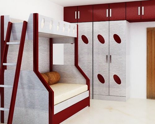 Buy Online Different Type Of Kids Bed From Suris Furnitech In Mumbai, India  At Lowest