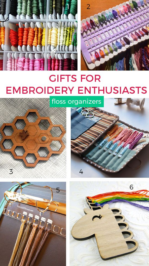 Gifts For Organizers >> Gifts For Embroidery Enthusiasts Floss Organizers Pumora