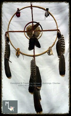 Wall Art - Choctaw Mike's Native American Art