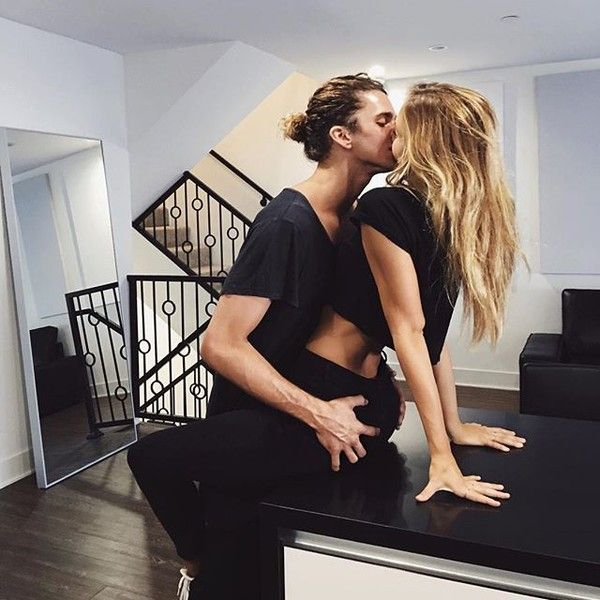 ALEXIS REN (Alexis Ren) • Instagram photos and videos ❤ liked on Polyvore featuring couples and alexis ren
