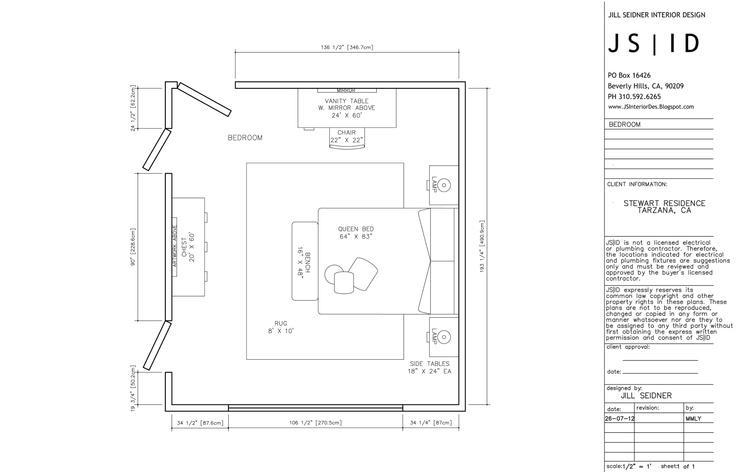 Interior Design Presentation Drawing Class In Houston