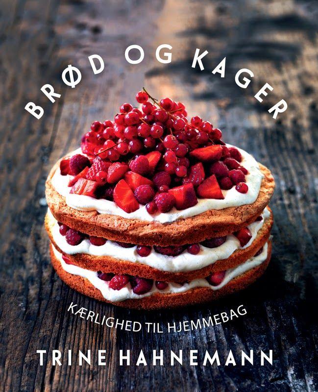BRØD OG KAGER - Bread and cake