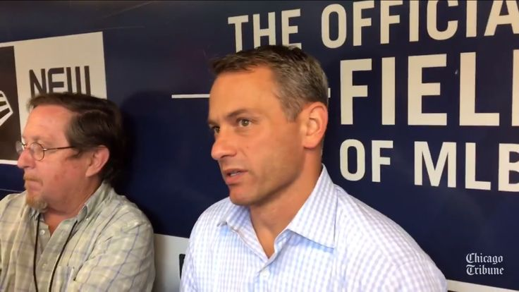 Jed Hoyer on Cubs' developing rivalry with Brewers, Jon Lester's struggles