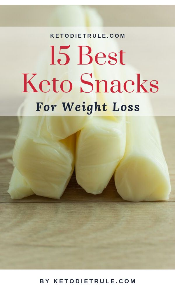 Keto Snacks: 15 Keto Diet Snacks That Will Help You Lose Weight