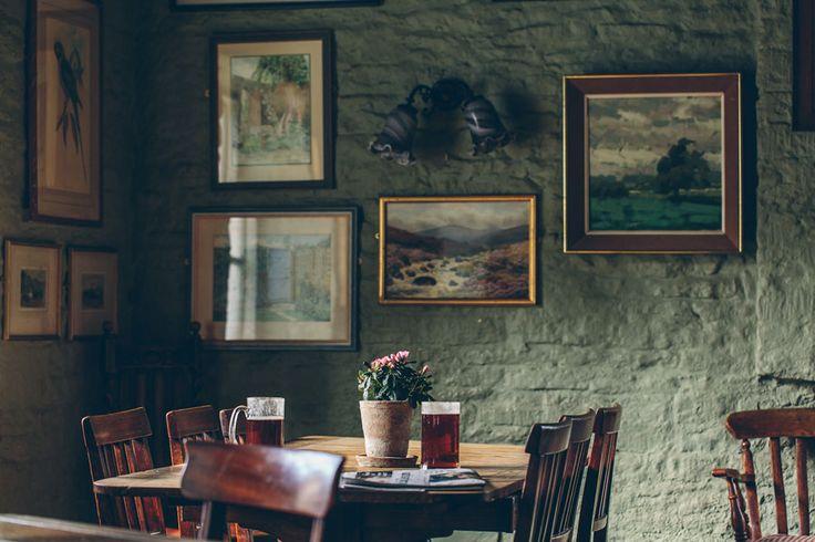 The Potting Shed Pub, Cotswolds UK Pub   - Photo Gallery