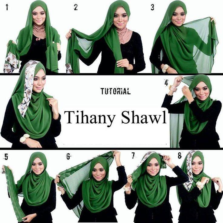 Tihany shawl