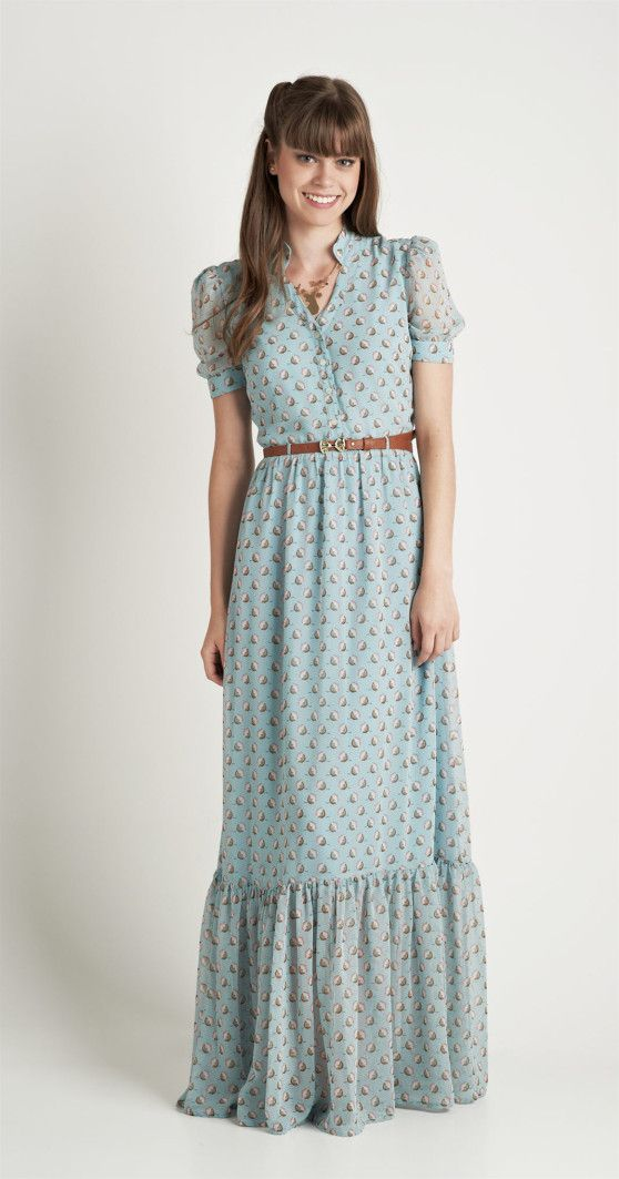 Antix maxi dress