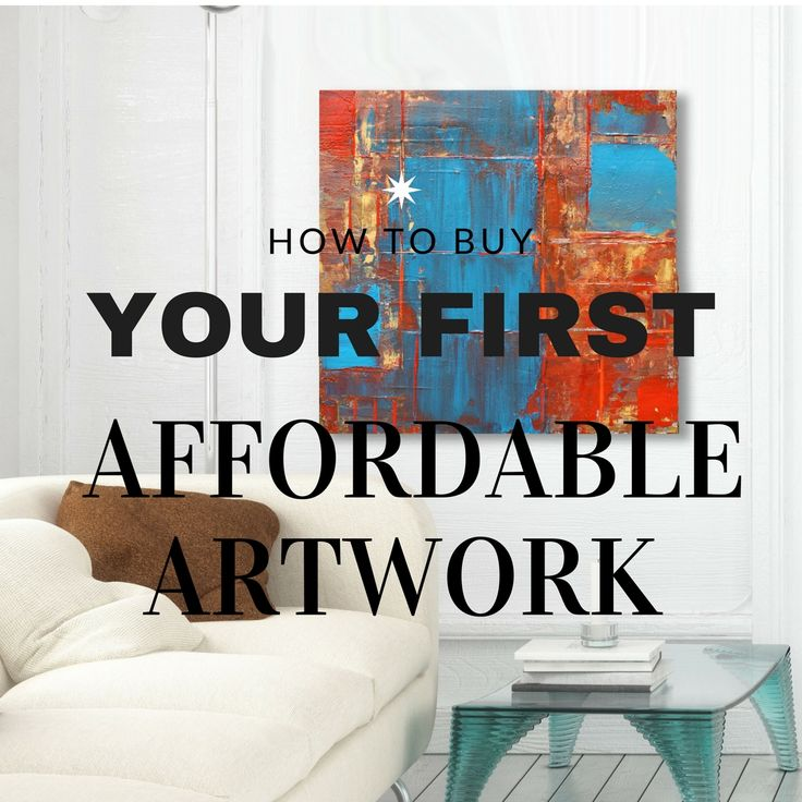 Looking to start an art collection? Read our guide and find out how to buy your first piece of affordable art.