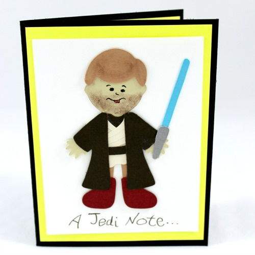 May The 4th Be With You Wedding: 17 Best Images About Card Making~~Star Wars On Pinterest