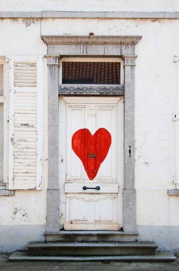 время она дверь в сердце фото составьте