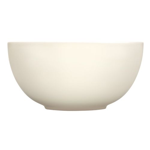 iittala Teema Curved White Serving Bowl $90.00