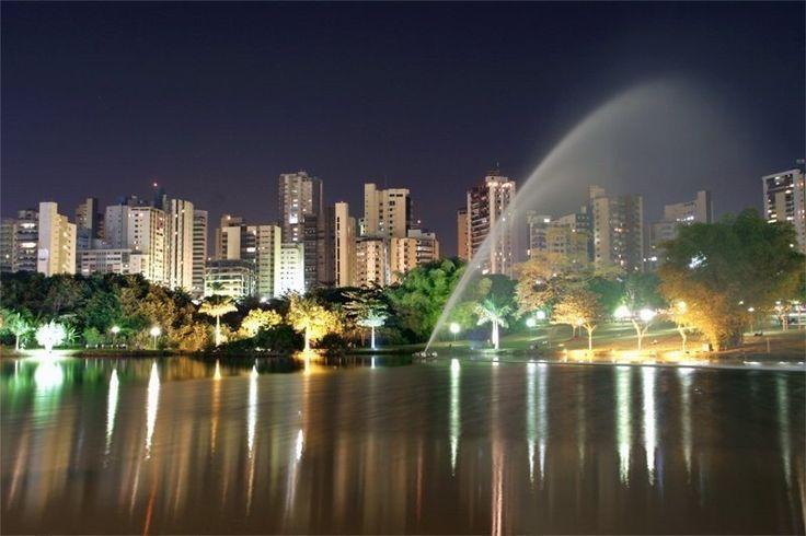 Goiânia (GO) - Parque Vaca Brava ( Vaca Brava Park) Brazilian cities with immense tourist potential ( Cidade Brasileiras com imenso potencial turístico)! - SkyscraperCity