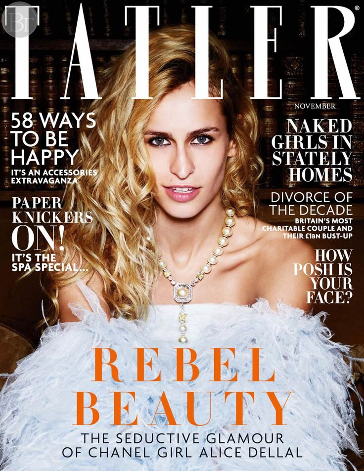 Элис Деллал для Tatler UK, ноябрь 2014. -   Далее: http://vikagreen.ru/elis-dellal-dlya-tatler-uk-noyabr-2014/