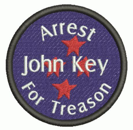 Arrest John Key