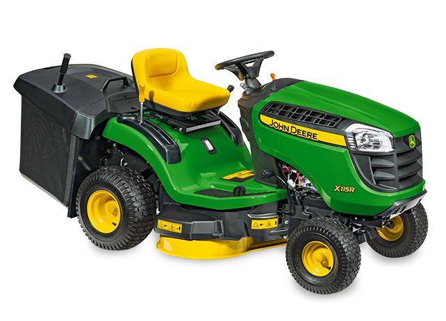John Deere X115r Tracteurs De Jardin Tracteurs Tondeuse