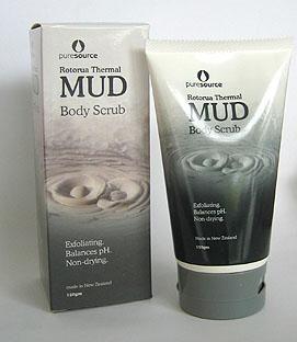 Pure Source Rotorua Thermal Mud Body Scrub. Shipped world wide. http://www.shopenzed.com/pure-source-rotorua-thermal-mud-body-scrub-xidp99068.html