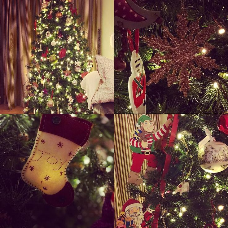 Christmas has landed in Raheny now to sit back and enjoy  #recent #christmas2017 #noplacelikehome #traditionaltree #600lights #noeasyjob