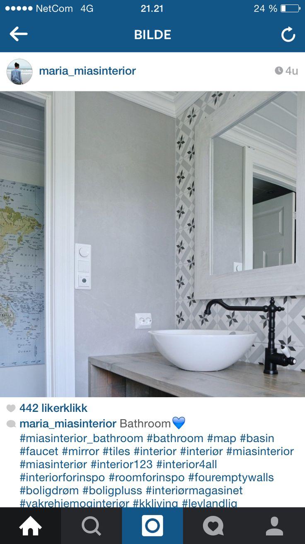 1000+ images about Baderom inspirasjon on Pinterest