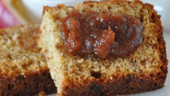 This tasty apple butter is a real slow cooker, but well worth the wait. Depending on the sweetness of the apples used, the amount of sugar may be adjusted to taste.