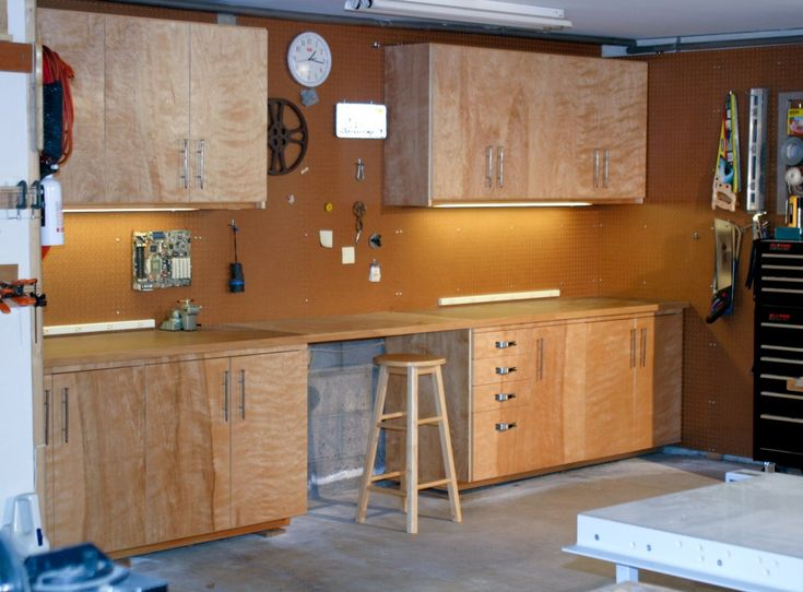 large garage lighting ideas | GARAGE LIGHTING IDEAS | Toys for the Big Boys - Garage ...