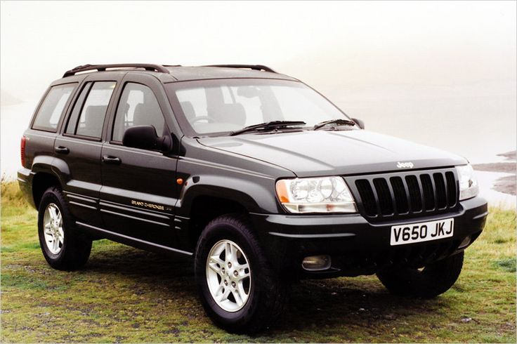 Jeep Grand Cherokee (WH): 2005-2010