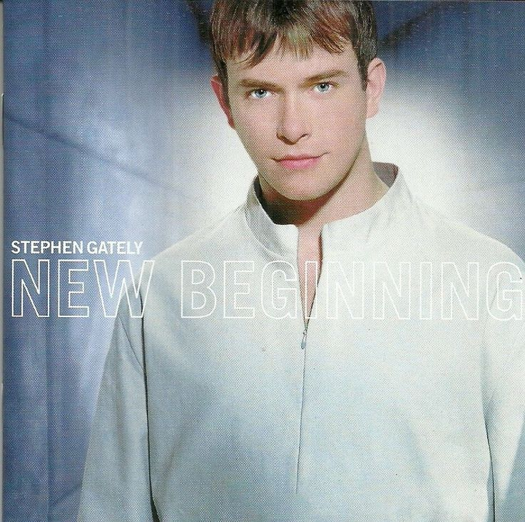 #StephenGately: New Beginning - South Africa Edition #CD