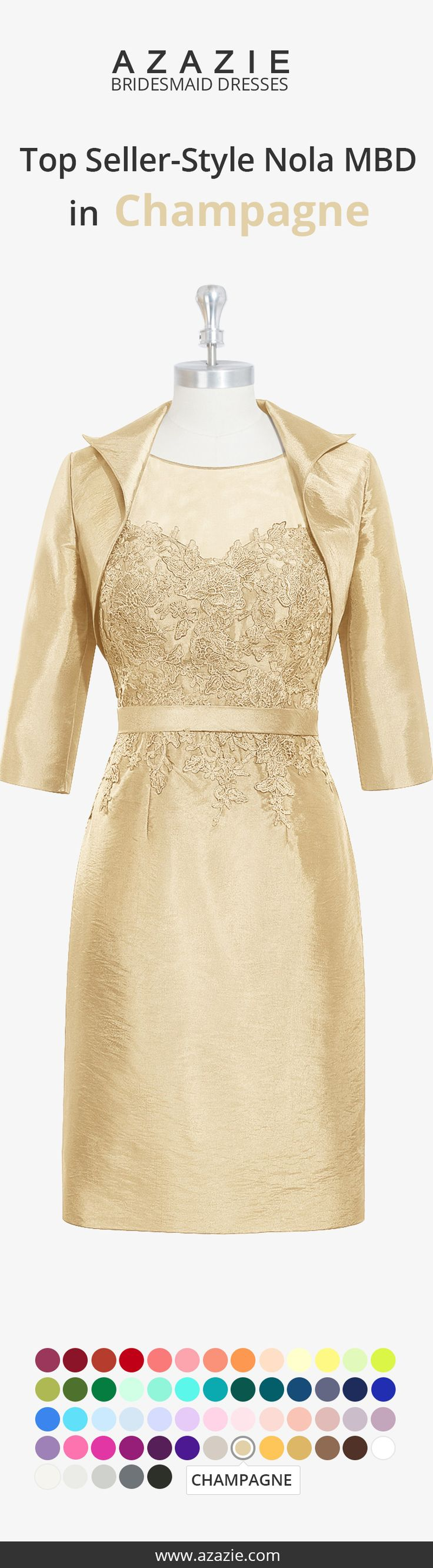 670c59e1bb040 Nola MBD is a knee-length dress in a sheath style. It features an