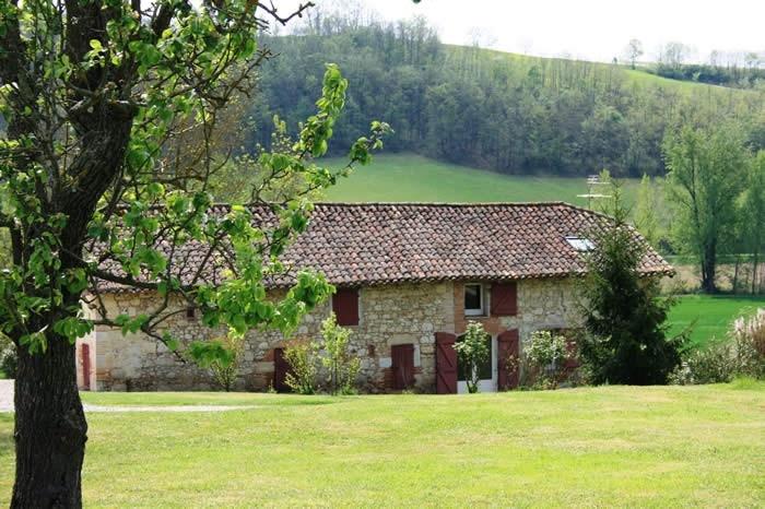 Tarn et Garonne Gite Rentals in France | La Maison du Campagne - Self Catering Gite #france #gite
