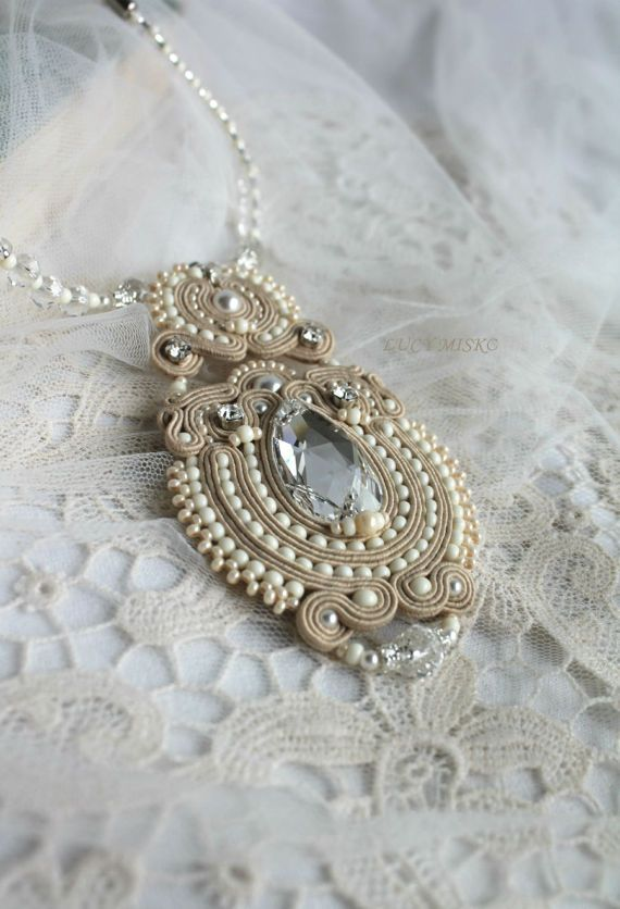 Check out this item in my Etsy shop https://www.etsy.com/ru/listing/451046902/beige-pendant-beige-jewelry-crystal