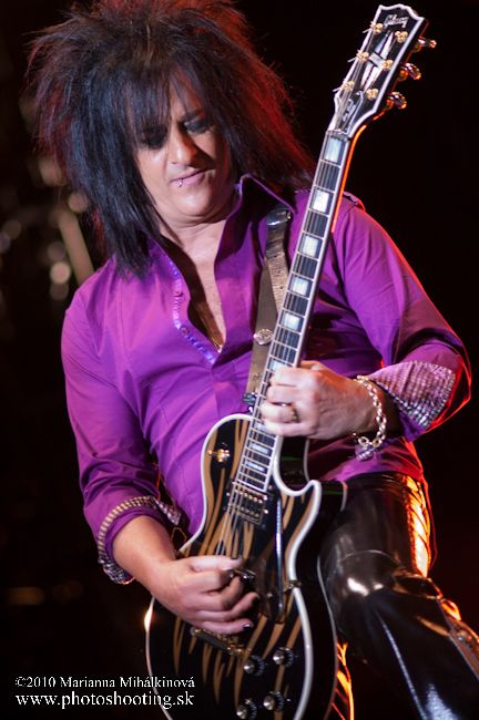Idol continues to tour with guitarist Steve Stevens. Description from pinterest.com. I searched for this on bing.com/images