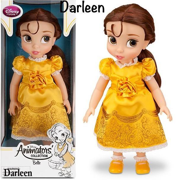Les nouvelles poupées Animators sont disponibles dans les Disney Store France depuis août 2013 !