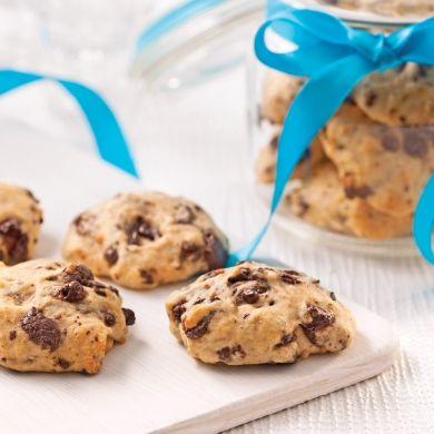 Biscuits moelleux au chocolat noir et à l'orange - Recettes - Cuisine et nutrition - Pratico Pratique