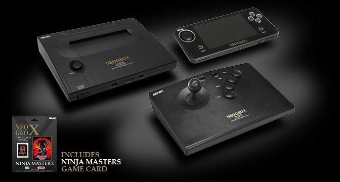Buy NeoGeo X - Gold Limited Edition | Retro Gaming Consoles | FunStock  http://www.funstock.co.uk/neo-geo-x