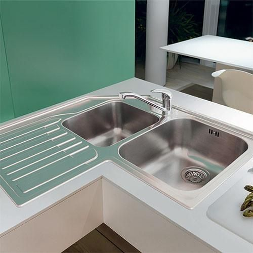 Franke Studio Corner sink Left Hand Drainer - STX621 1010025