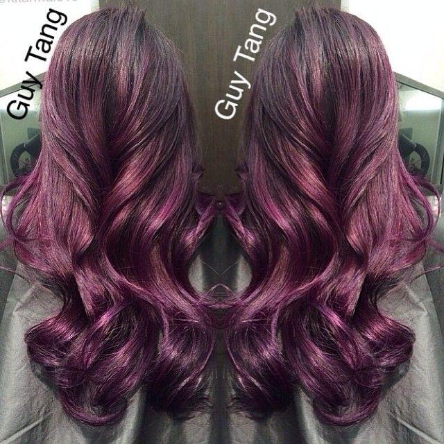ideas  splat purple hair dye  pinterest splat 25 Best Ideas About Asian Balayage On Pinterest Balayage Asian Hair Hair Color Asian And