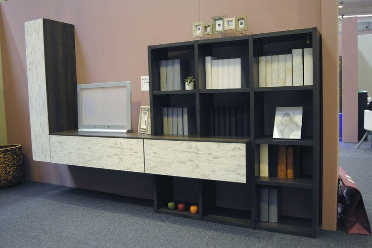Comedor moderno, salón, despacho, zona estudio...