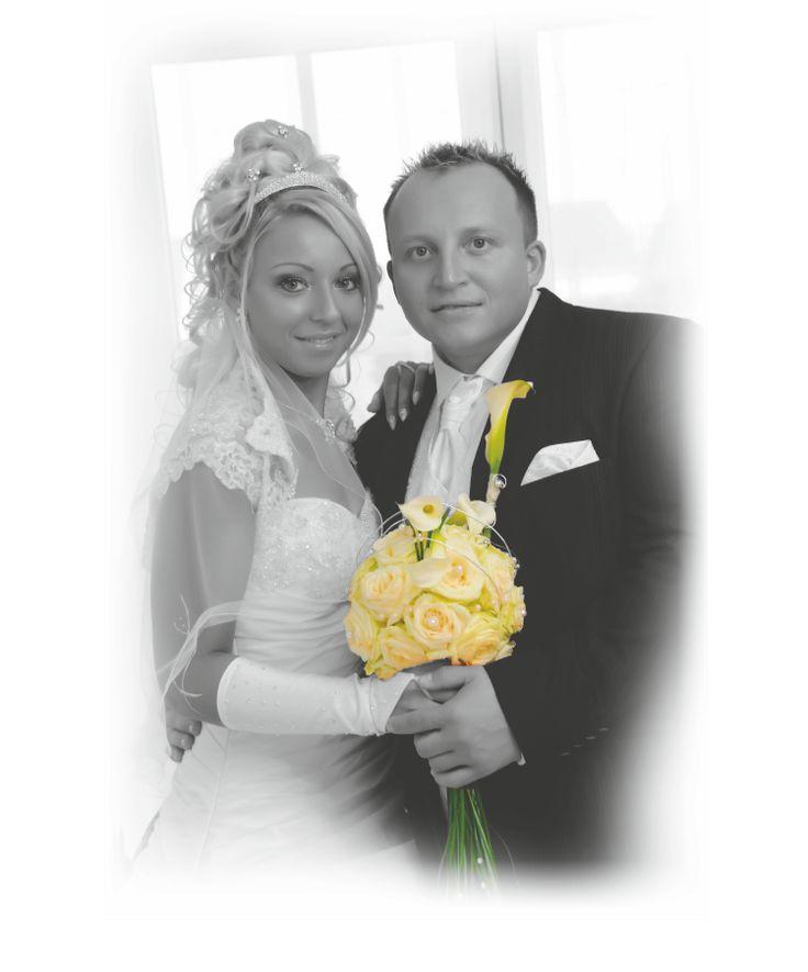 Banner Hochzeit | Stoff | 1200 x 2000 mm | einseitig