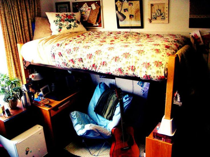 College Loft Bed Risers Woodworking Projects Amp Plans