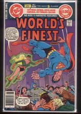 Worlds Finest 266 VG Superman Batman 1941 DC Comics SA